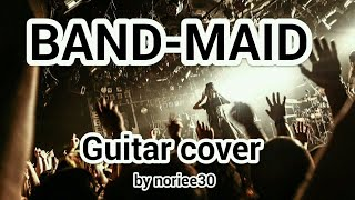 BAND-MAID  OOPARTS  cover