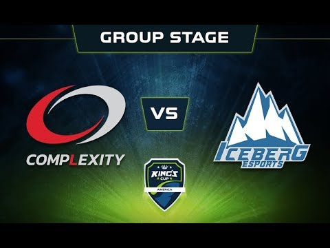 coL vs Iceberg Game 1 - King's Cup: America Group Stage - @DakotaCox @GranDGranT @Lacoste