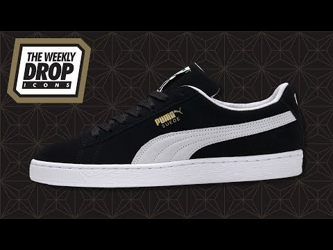 The History Of The Puma Suede: The Weekly Drop Icons