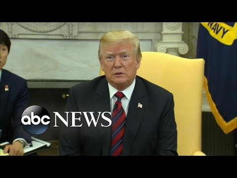 Trump raises doubts North Korea summit will happen in June
