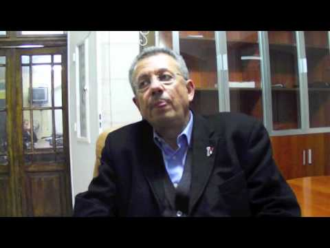 Interview with Dr. Mustafa Barghouti