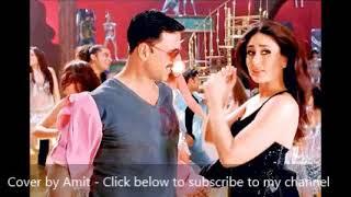 Chinta ta chita chita | Cover by Amit Agrawal | Mika Singh | Karaoke | Akshay Kumar | Rowdy Rathore