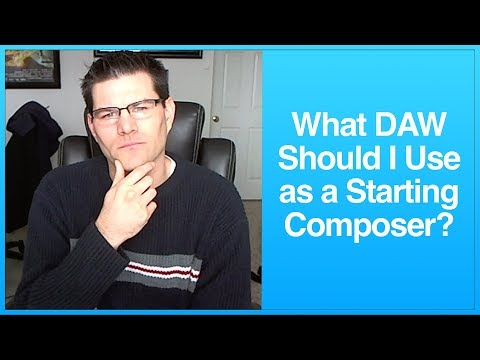 What DAW Should I Use as a Starting Composer?