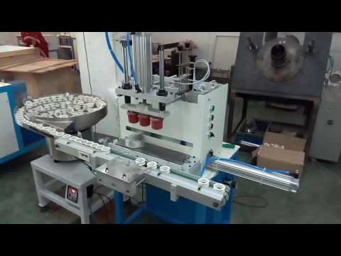 Pad Printing Machine -Automatic -Indus Engineering -Bangalore