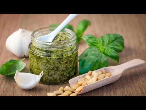 News Update Italian airport makes pesto exempt from liquid ban 22/06/17