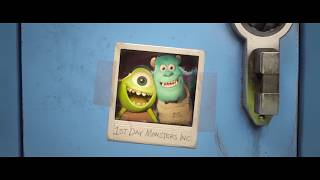Monsters University ending scene