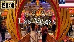 🇺🇸Las Vegas Walk - Bellagio - 【4K 60fps】