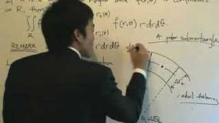 Multiple Integrals 13: Evaluation of Polar Double Integrals