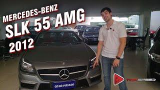 Avaliação Mercedes-Benz Slk 55 Amg | Top Speed - Semi Novos