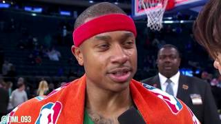 Isaiah Thomas Highlights vs New York Knicks (27 pts)