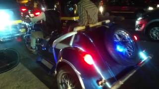 Crazy modified Car- Bike on the streets of Mumbai | Funny Modifications