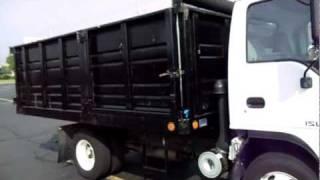 2005 Isuzu NPR Diesel 14 Foot Dump Body For Sale~27k Miles~~SOLD~~