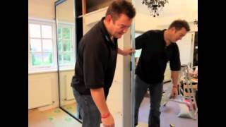 Sliding Mirror Wardrobe Door Installation