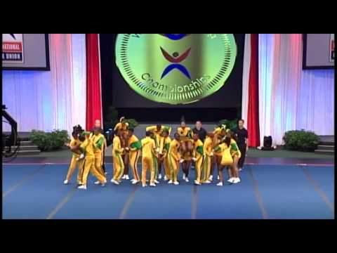 Team Jamaica Coed Elite
