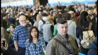 Shutdown Chaos Spreads As TSA Worker Shortage Cripples Airport Security Across Country