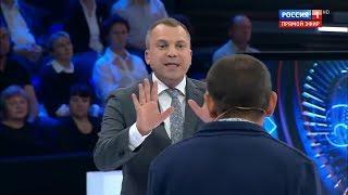 Роман Цимбалюк на российском ТВ довел ведущих до ИСТЕРИКИ!