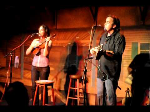 "Stephanie Bettman and Luke Halpin ""A Capella Medley"" at The Coffee Gallery Backstage, Nov 12"