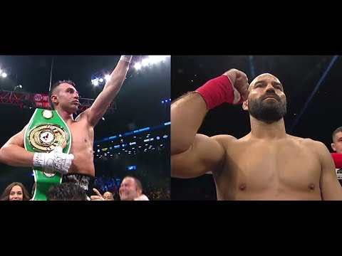 Bare Knuckle FC 6: The Road to Malignaggi vs. Lobov