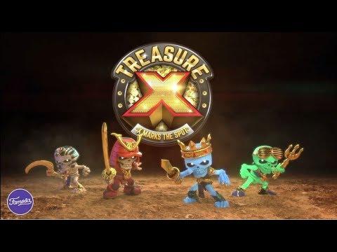 Treasure X. Trailer