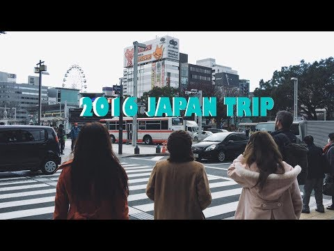 Travel Diaries Entry #1 One cold Christmas Vacation in Japan