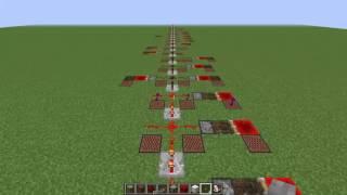 【Minecraft】音ブロックで「夢灯籠テンポ速め」演奏してみた