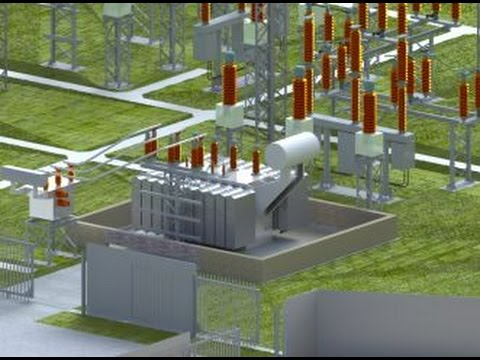 Designing Electrical Substation For Future Tutorial Youtube