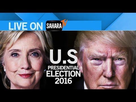 SaharaTV - 2016 U.S Presidential Election Live Coverage