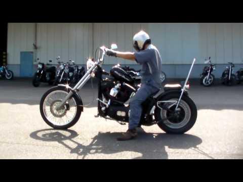 Harley Davidson FXSTB 1450 NIGHT TRAIN TC88 Long Fork 1607270942 k