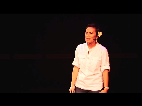 Let's Be The Guardians Our Ocean Needs Us To Be. | Maureen Penjueli | TEDxSuva