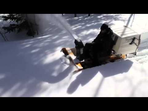 Video Sekačky Walker - mulčování