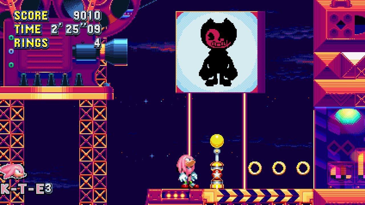 Sonic Mania: Super Edition OST: Studiopolis Bad Future Act 1