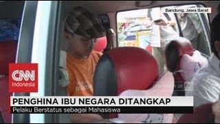 Gambar cover Penghina Ibu Negara, Ibu Iriana Jokowi, Ditangkap