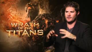 JONATHAN LIEBESMAN TALKS ABOUT WRATH OF THE TITANS