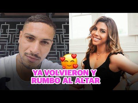 Alondra Garcia se luce con la  familia de Paolo Guerrero