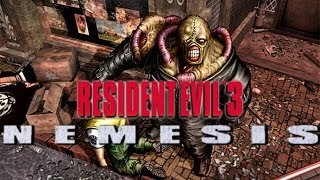 Gambar cover Gamecube - Resident Evil 3 - Western Custom Shotgun only - HARD MODE