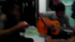 Cover chiếc khăn tang guitar