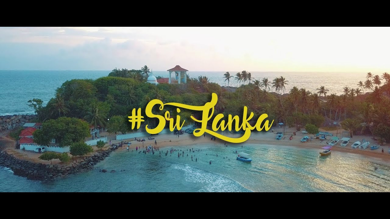 Unawatuna Beach | Sri lanka (Best Beaches in Sri Lanka)