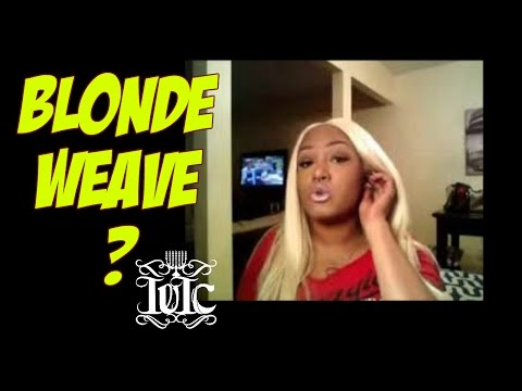 The Israelites:  Child Calls Out Black Woman For Wearing Blonde Weave