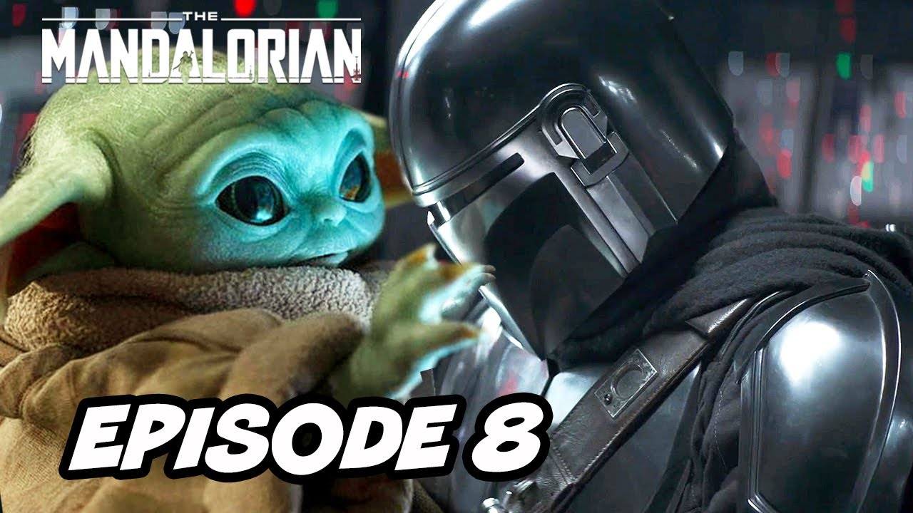 Download Star Wars The Mandalorian Season 2 Episode 8 Finale - TOP 10 WTF and Easter Eggs