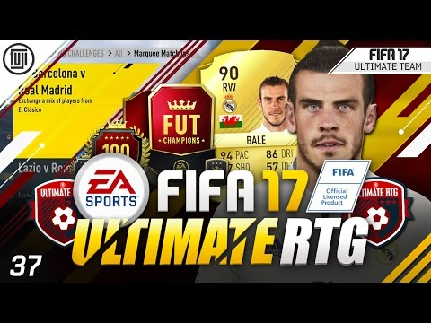 FIFA 17 ULTIMATE ROAD TO GLORY! #37 - HUGE PURCHASE!!!!