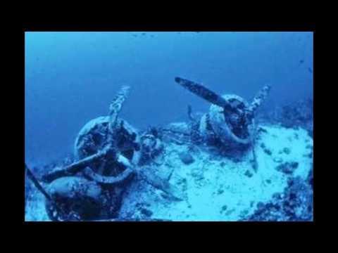 Затонувшие пиратские корабли