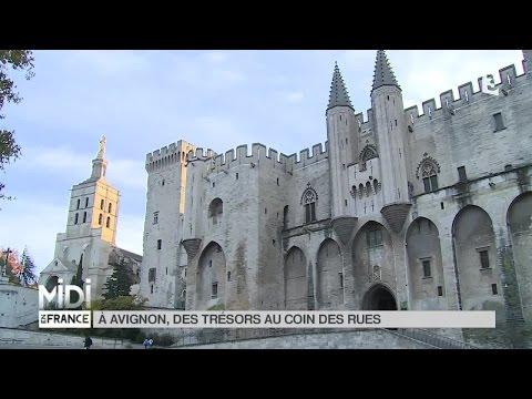 SUIVEZ LE GUIDE : À Avignon, des trésors au coin des rues