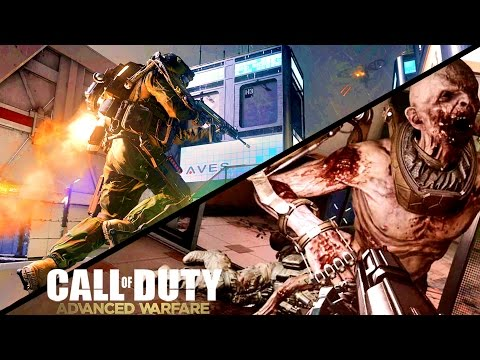 CALL OF DUTY Advanced Warfare EXO ZOMBIES & MULTIPLAYER LiveStream!!! - COD Funny Moments