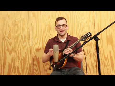 Fishman M300 Mandolin Pickup Demo