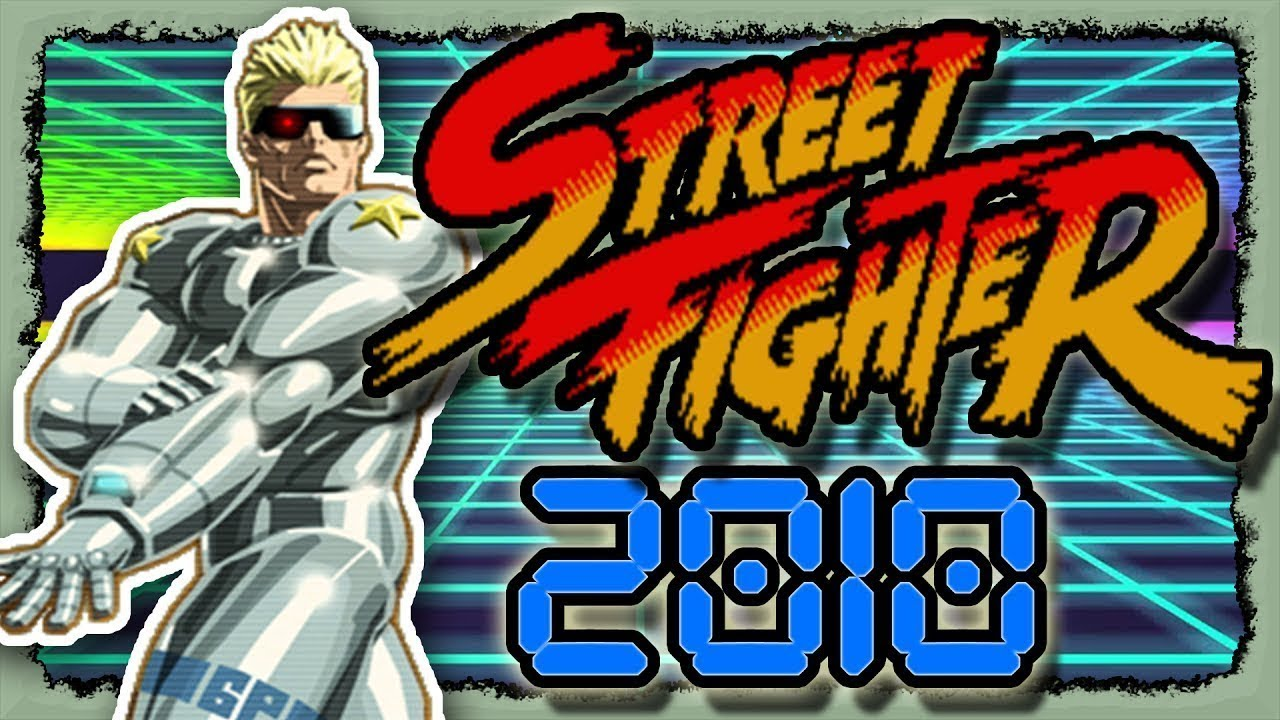 Street Fighter 2010 The Final Fight Nes Youtube