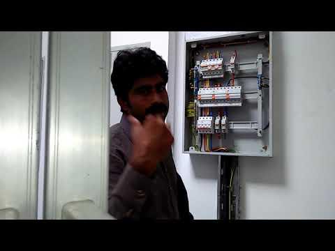Electrical work video in Dubai
