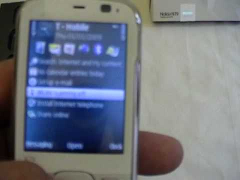 Nokia N79 WiFi by SuperRey's Exotics