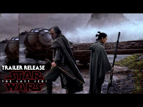 Star Wars The Last Jedi Trailer Release Date Revealed! Exciting News