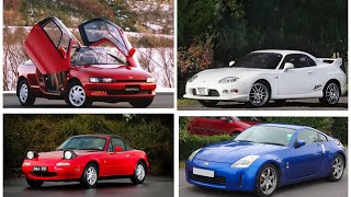 Top 10 JDM CARS for sale in India under 20 lakhs!