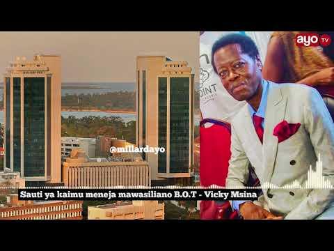 MABILIONI YA DR. SHIKA: Benki Kuu wamezungumza mapya kuwasili kwake